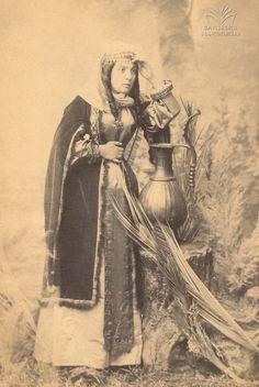 Babo Avalishvili-Kherkheulidze - the First Georgian Actress in Theatre.