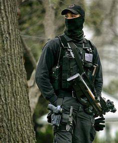 Counter-Assault Team (CAT). US Secret Service.