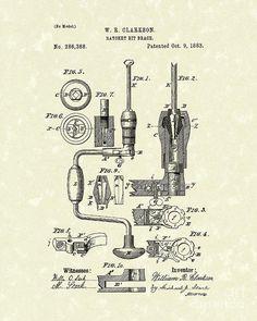 Resultado de imagem para antique woodworking tools drawings