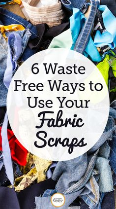 100 Brilliant Projects to Upcycle Leftover Fabric Scraps - Armonth Quilting Tips, Quilting Projects, Crazy Quilting, Quilting Fabric, Art Projects, Sewing Hacks, Sewing Tutorials, Sewing Tips, Sewing Crafts