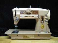 The Vintage Singer Sewing Machine Blog A Singer 401a And