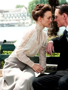 Keira Knightley in A Dangerous Method - Keira Knightleys beste filmkostuums