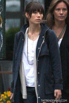 Jessica Biel out in New York City, New York - May 6, 2012