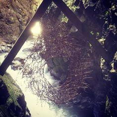 Sculpture#LandArt# les Gorges du Trient #Vernayaz# Design Floral # sarments Design Floral, Sculpture, Celestial, Outdoor, Travel, Outdoors, Sculpting, Outdoor Games, Outdoor Living
