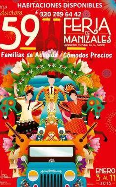 Feria de Manizales 2015. Colombia