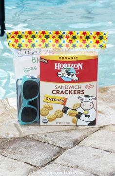 This simple summer snack hack will make life so much easier at the pool or the beach!
