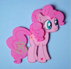 My little pony en foami moldes - Imagui