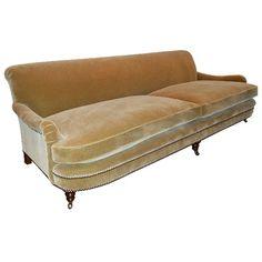 George Smith Three Cushion Sofa Dream Home Pinterest