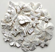 Ghost butterflies Helen Musselwhite