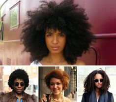 Our simple guide helps you answer the question: what is my natural hair texture? Whether it's kinky, curly or wavy we've got a breakdown you'll understand.