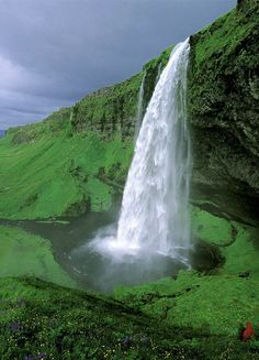 See More | Seljalandsfoss Waterfall ,Iceland: