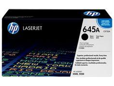Mực in HP 645A Black LaserJet Toner Cartridge