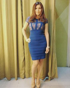 The one and only Divine Diva Ms. Zsa Zsa Padilla wearing a KARIMADON Dress for ASAP on ABSCBN! :) #KARIMADONPh #IAmKARIMADON #StyleILove #ASAP #SINGER #ACTRESS Zsa Zsa, One And Only, Ms, Diva, Bodycon Dress, Singer, Actresses, My Love, Celebrities