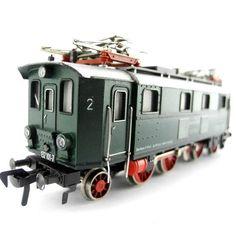 Catawiki online auction house: Fleischmann H0 - 1322 - Electric locomotive E32 of the DB [325]