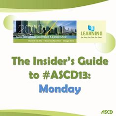 #ASCD13 is coming to a close tomorrow. Check out this handy guide on what to do at the final day of conference.