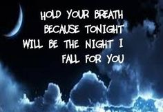 Love these lyrics...