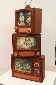 the I Love Lucy show.
