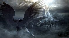 208 Angel Warrior HD Wallpapers | Backgrounds - Wallpaper Abyss