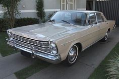 here s a 1968 ford galaxie 500 xl for throwbackthursday tbt rh pinterest com