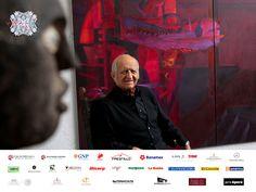 #eventosperu VIVA EN EL MUNDO. Fernando de Szyszlo, uno de los más importantes pintores peruanos de arte contemporáneo, ha recibido numerosos premios y reconocimientos a nivel internacional. Su discurso pictórico está relacionado al arte precolombino dentro de las formas geométricas surrealistas. En VIVA EL MUNDO le invitamos a disfrutar de sus manifestaciones artísticas y culturales participando en nuestro evento VIVA PERÚ 2015. www.vivaenelmundo.com