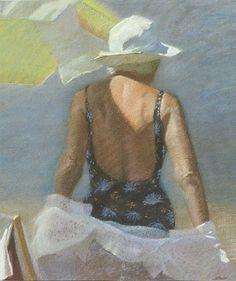 sally+strand+pastel   Sally-Strand-Sun-Shadow