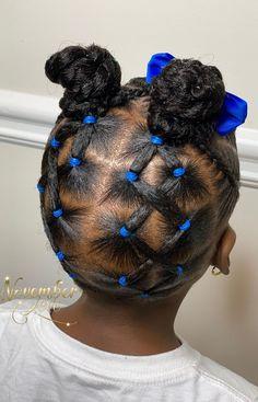 ✔ Hairstyles For Girls Black Braids Little Girls Natural Hairstyles, Mixed Kids Hairstyles, Toddler Braided Hairstyles, Childrens Hairstyles, Kids Curly Hairstyles, Baby Girl Hairstyles, Girls Hairdos, Little Girl Braids, Braids For Kids