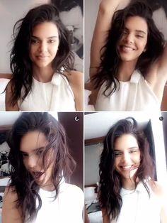 Get Kendall Jenner's gorgeous locks!