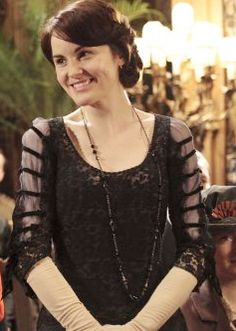 Juliana's Creations Jewelry: Lady Mary's Necklace on Downton Abbey