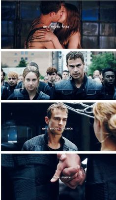Allegiant... I could not stop crying