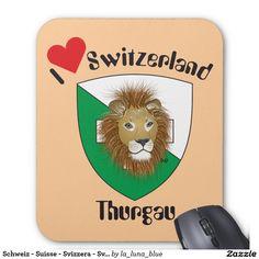 Schweiz - Suisse - Svizzera - Svizra  Mousepad