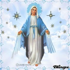 maria Animated Pictures for Sharing Hail Holy Queen, Christian Friends, We Are All One, Jesus Pictures, What Inspires You, Mother Mary, Bible Scriptures, Photo Editor, Madonna