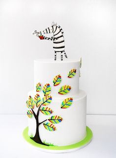 Zebra | Sweet Disposition Cakes