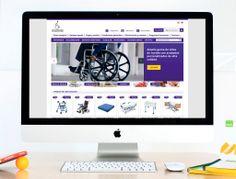 Diseño tienda online Eurodiscap