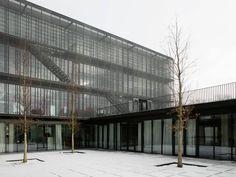 subtilitas:      Kersten Geers David Van Severen - West-Flanders Chamber of Commerce, Kortrijk 2010.     (via subtilitas)