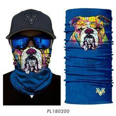Headband Animal Dog Pet Bandana Shield B1080 Hiking Hat, Helmet Liner, Pet Dogs, Pets, Bandana Scarf, Dog Pattern, Iconic Characters, Neckerchiefs, Neck Warmer