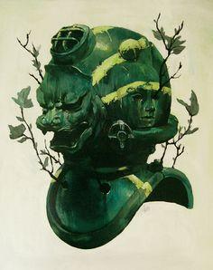 Great Helm by jeffsimpsonkh.deviantart.com on @deviantART