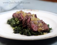 Honey-Mustard Venison Chops - thick, boneless venison chops are pan-roasted and glazed with honey, mustard and apple cider. Healthy Dinner Recipes, Real Food Recipes, Game Recipes, Cooking Recipes, Cooking Ham, Yummy Food, Venison Chops Recipes, Healthy Cooking, Healthy Eating