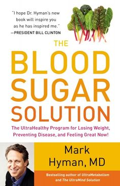 The Blood Sugar Solution has so much to offer. The message in the book, coupled with testosterone replacement, and the judicious use of products like pGX that block the absorption of carbs, as well as a prescription for Metformin, will bring about significant healthy weight loss.