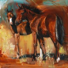 Items similar to Modern Decor Art, Unique Original Oil Painting, Hand Painted Oil Painting, Horse Painting on Etsy Horse Oil Painting, Painting & Drawing, Horse Paintings, Oil Painters, Abstract Painters, Master Of Fine Arts, Southwest Art, Paintings I Love, Equine Art