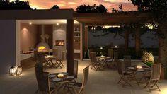 espaço gourmet churrasqueira campo - Pesquisa Google