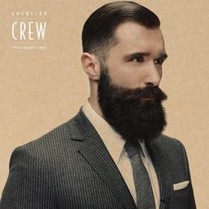 #haircut #menstyle #hairstyle #grooming #americancrew #barber #barbershop American Crew available at CosmoProf Beauty