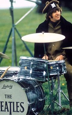 Happy 75th birthday to Ringo Starr (July 7, 1940).  Time marches on for even the best of us...