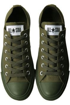 24 Fresh Shoes Ideas To Copy Now Army green CONVERSE Clothing, Shoes Jewelry : Women : Shoes : Fashion Sneakers : shoes Source by IremColakoglu The post 24 Fresh Shoes Ideas To Copy Now appeared first on Create Beauty. Converse Outfits, Converse All Star, Converse Shoes, Custom Converse, Converse Low, Sneakers Mode, Sneakers Fashion, Fashion Shoes, Shoes Sneakers