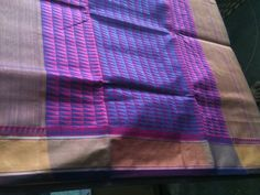 silk by cotton whith resham bodar sarees Blouse Designs, Sarees, Silk, Classic, Unique, How To Wear, Cotton, Fashion, Derby