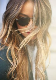 Ombré Spring Hair: Thumbs up or down?