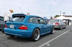 BMW Z3 M Coupe (Laguna Sega Blue)