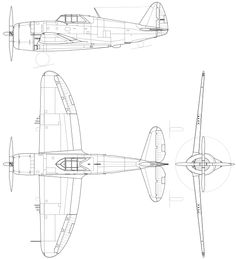 File:P-47B.svg