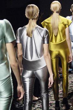Balenciaga. #futuristic #rtw