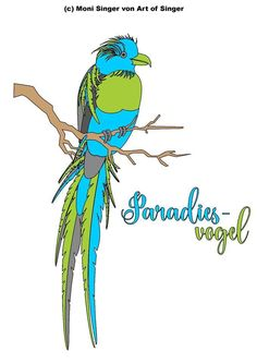 Plotterdatei kostenlos plotter file free plotter freebie freebies plotten dateien kostenlos Silhouette Cameo | Silhouette Portrait Paradiesvogel bird of paradies