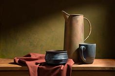 Nice yet simple still life photo by Michael Levy.